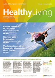 Healthy Living Oct-Dec 2014 Cover