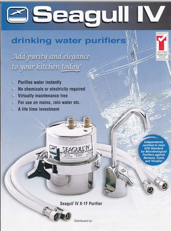 Seagull Water Purifier