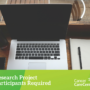 Research Project Participants Required